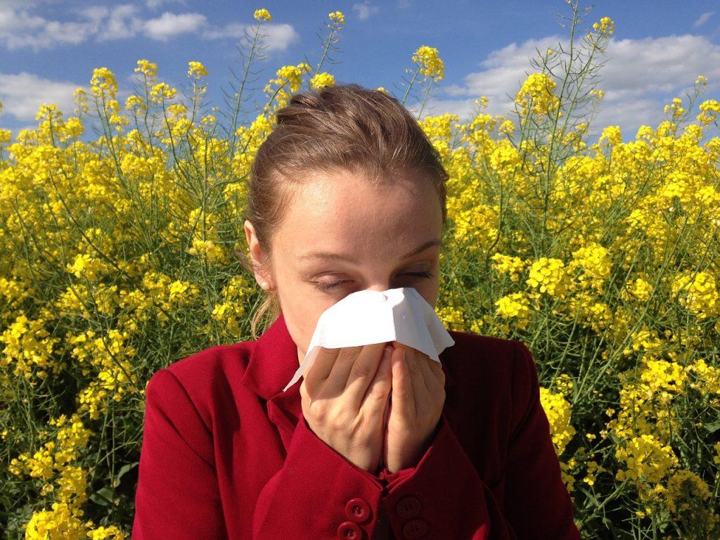 simptomi alergijskog rinitisa