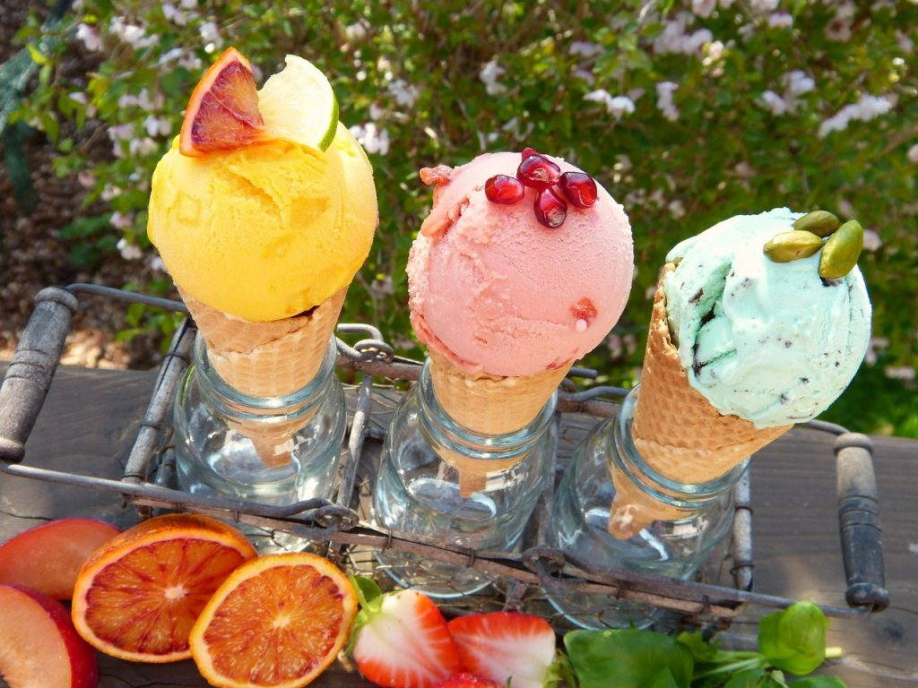 sladoled bez glutena