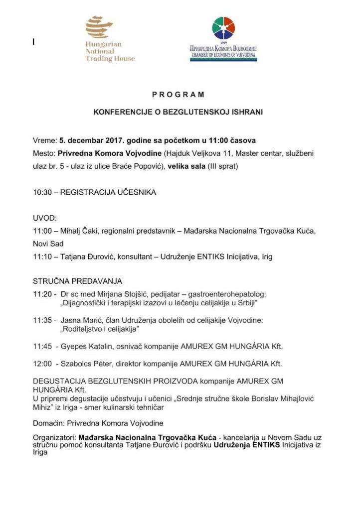 gluten free konferencija