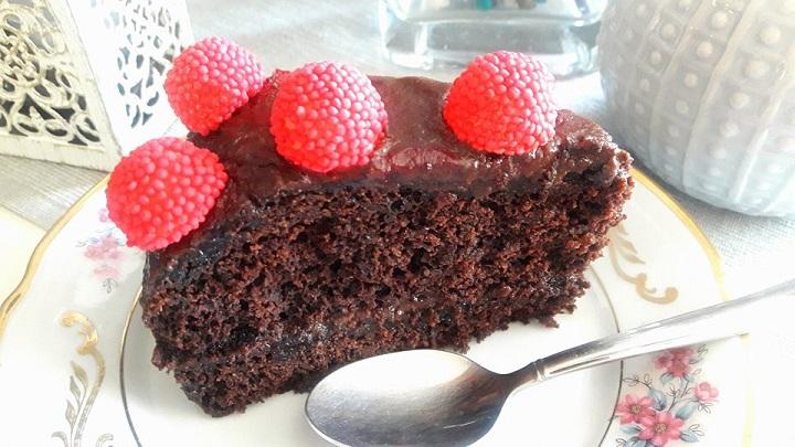čokoladna torta bez glutena i alergena