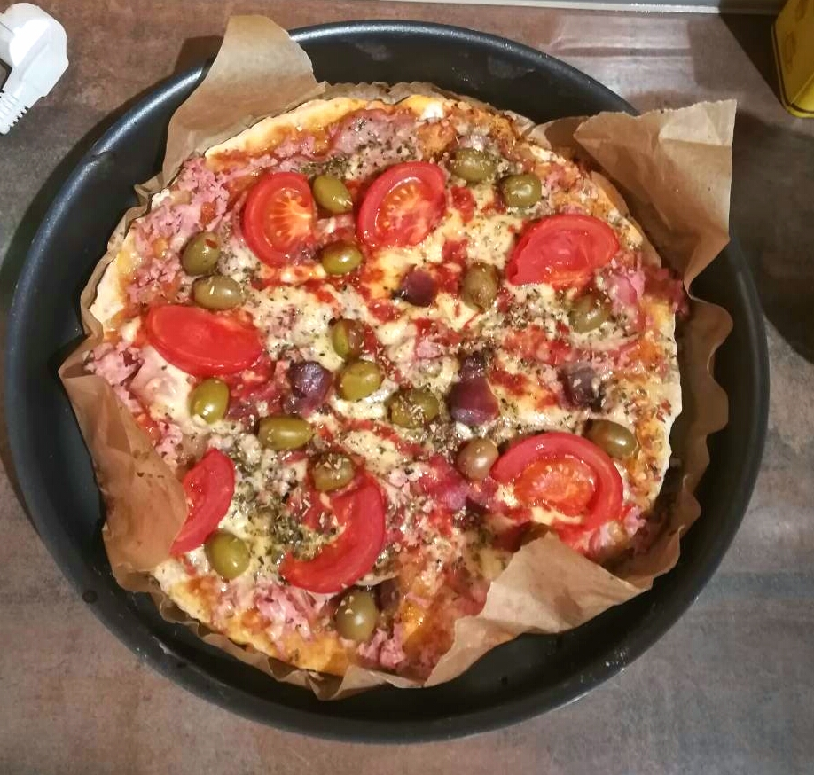 pizza bez glutena