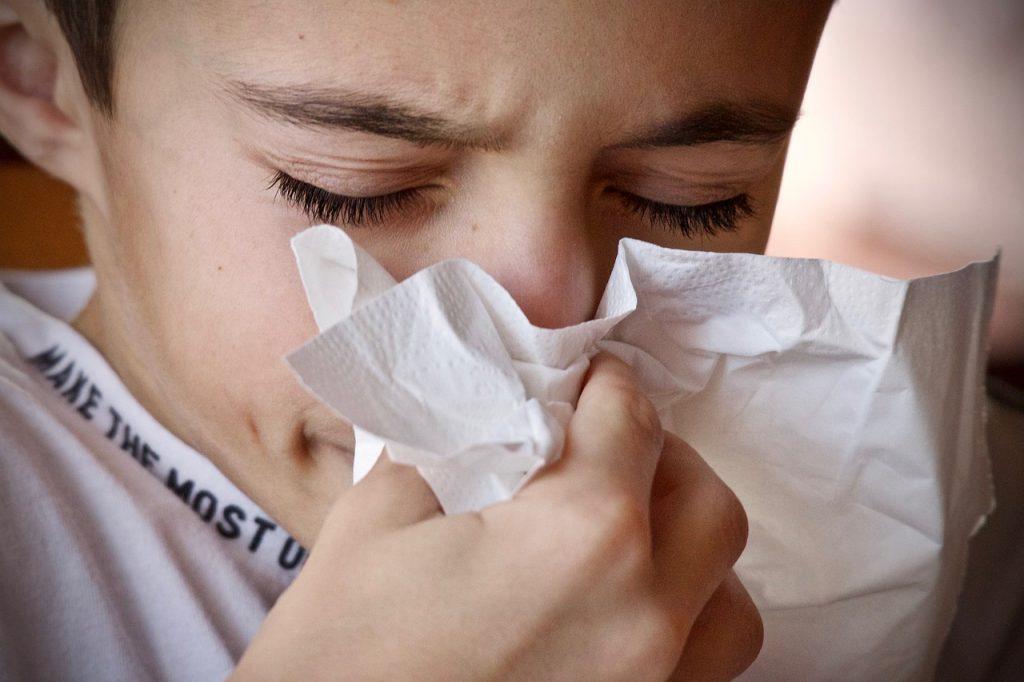 alergijski marš