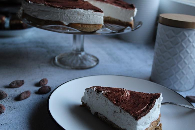 Tiramisu cheese cake bez glutena