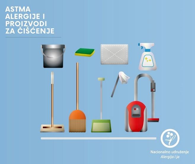 asta i proizvodi za čišćenje