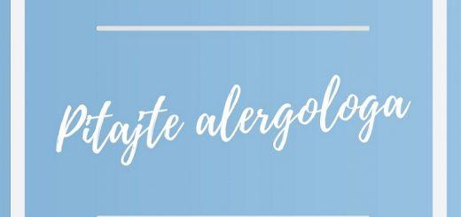 pitajte alergologa