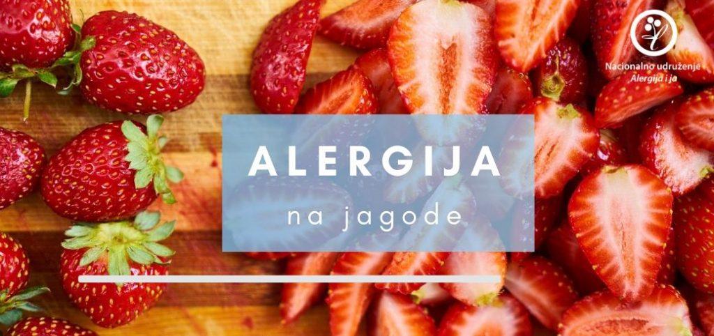 alergije na jagode