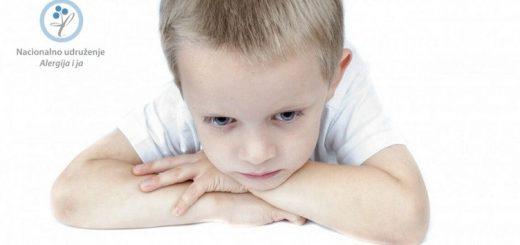 deca sa alergijom na hranu