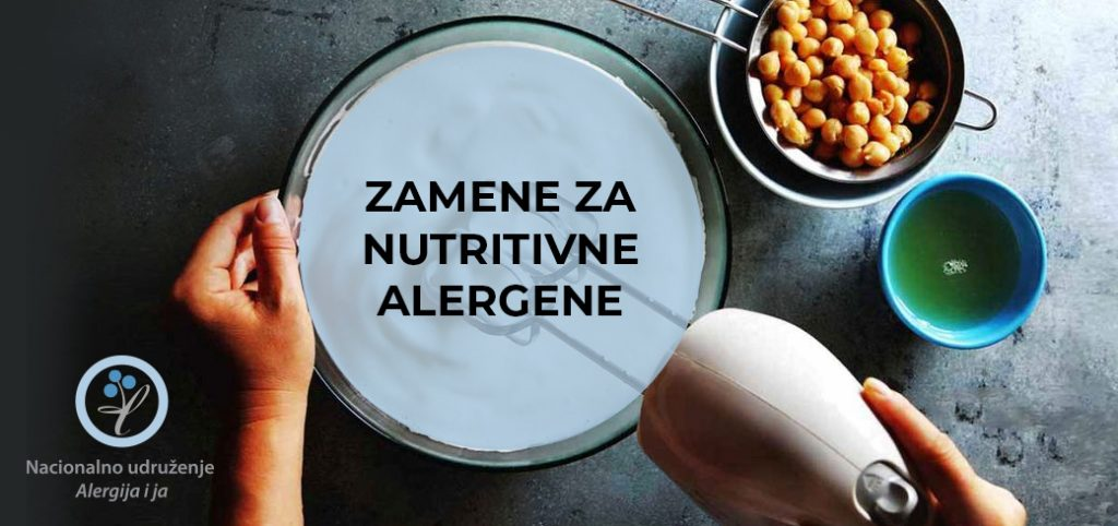 zamene za alergene