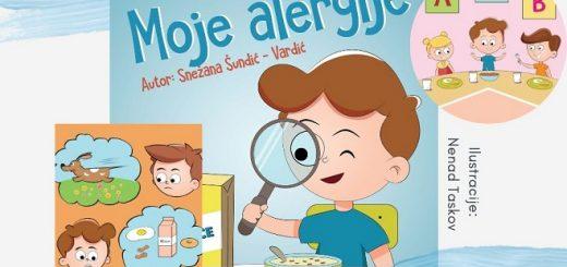 Moje alergije