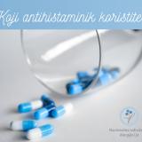 vrste antihistaminika