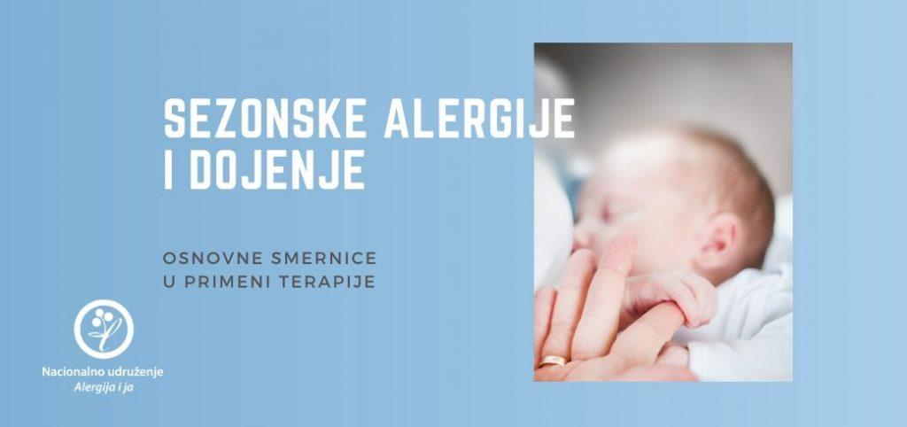 alergije i dojenje