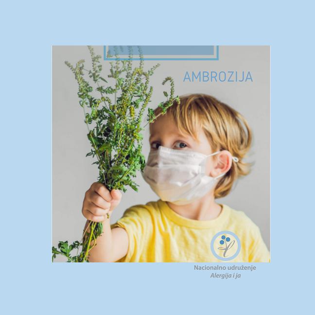 Prevencija polena ambrozije