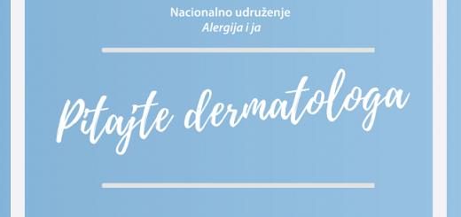 pitajte dermatologa