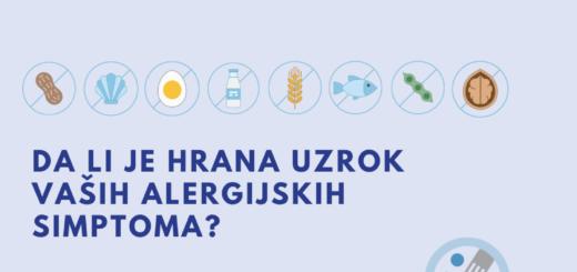dnevnik alergena u hrani