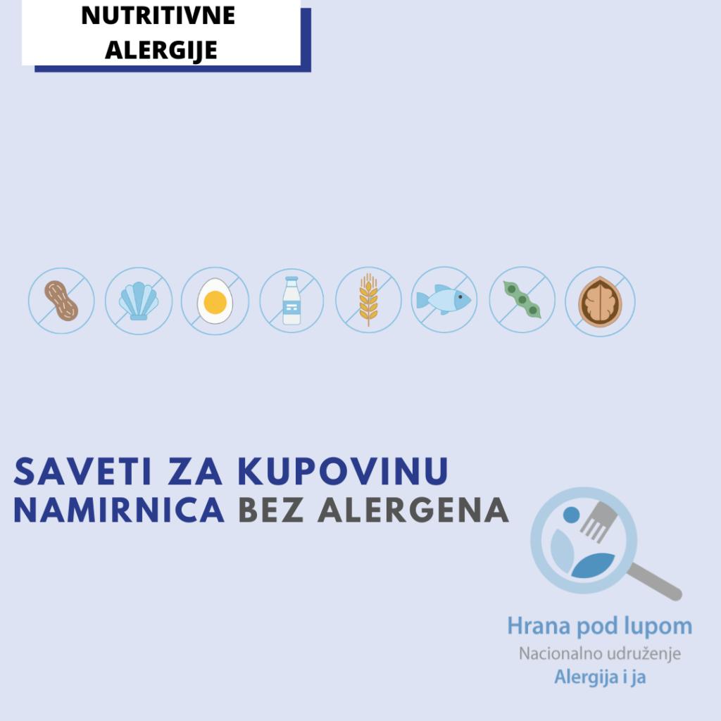 namirnice bez alergena