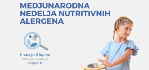 Međunarodna nedelja nutritivnih alergija