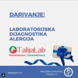 laboratorijska dijagnostika alergija