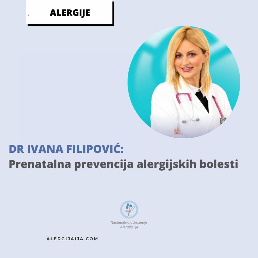 dr ivana filipovic