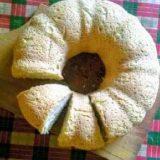 Kuglof hleb bez glutena