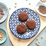 kolači bez glutena od leblebije i prosa