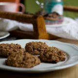 Keks bez glutena od ovsenih pahuljica