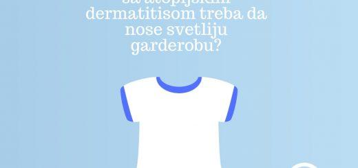 odeća i atopijski dermatitis