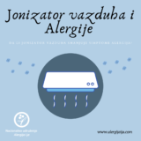 Jonizator vazduha i alergije