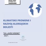 Klimatske promene i razvoj alergijskih bolesti