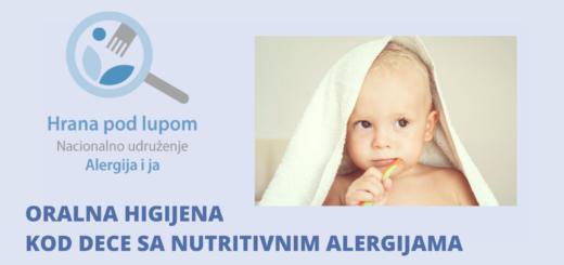 deca sa nutritivnim alergijama