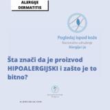 hipoalergijski proizvod