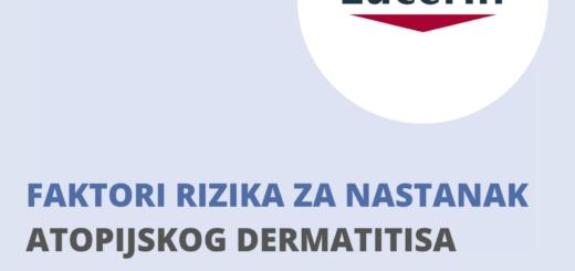uzrok atopijskog dermatitisa